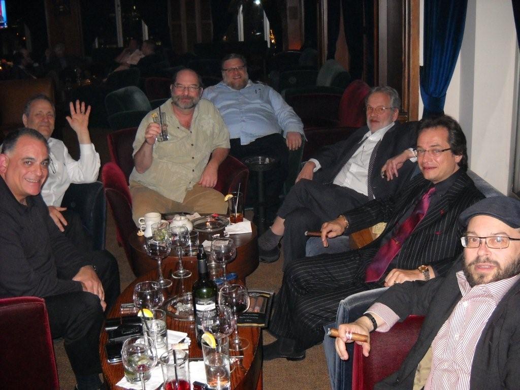Herfing At Grand Havana Room New York C Gars Ltd Cigar Blog