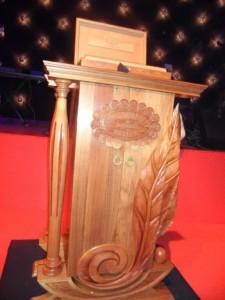 Hoyo de Monterrey Humidor - 15th Habano Cigar Festival Auction