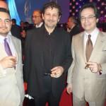 Amir Saarony author of Partagas The book