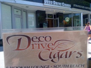 Deco Drive Cigars