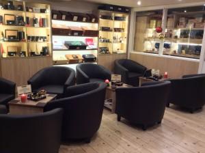 LCDH Chester Sampling Lounge