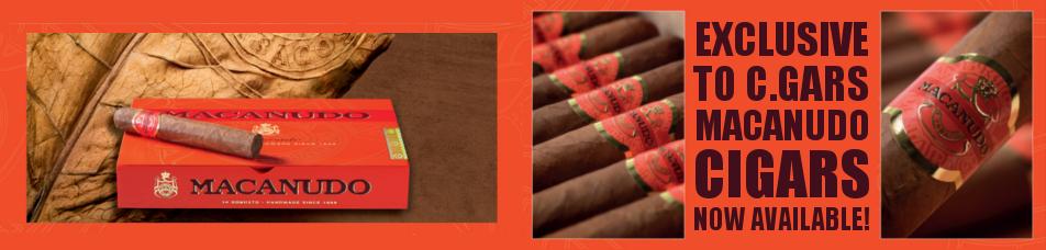 macanudo_cigars_newsletter_banner