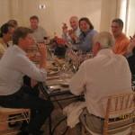 Dinner in Bel Air