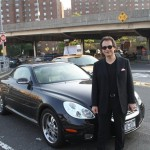 Mitchell's car followed him to New York!