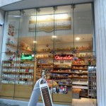 Turmeaus Liverpool retro confectionery store