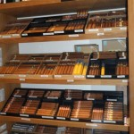 Walk in humidor - Turmeaus Liverpool