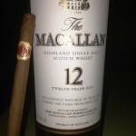 Macallan 12 year old Single Malt Scotch Whisky
