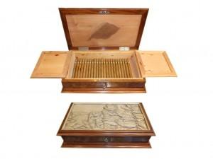 Cohiba Estuche Tallado Rare Cigar Humidor