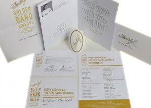 Davidoff gold band award