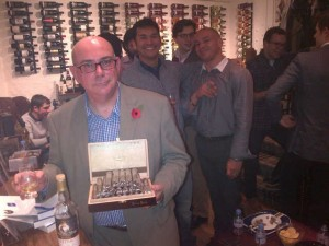 Robert Graham Cigar and Whisky Tasting Event