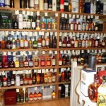 Canongate Whisky Room