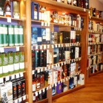 Glasgow Shop Whisky range