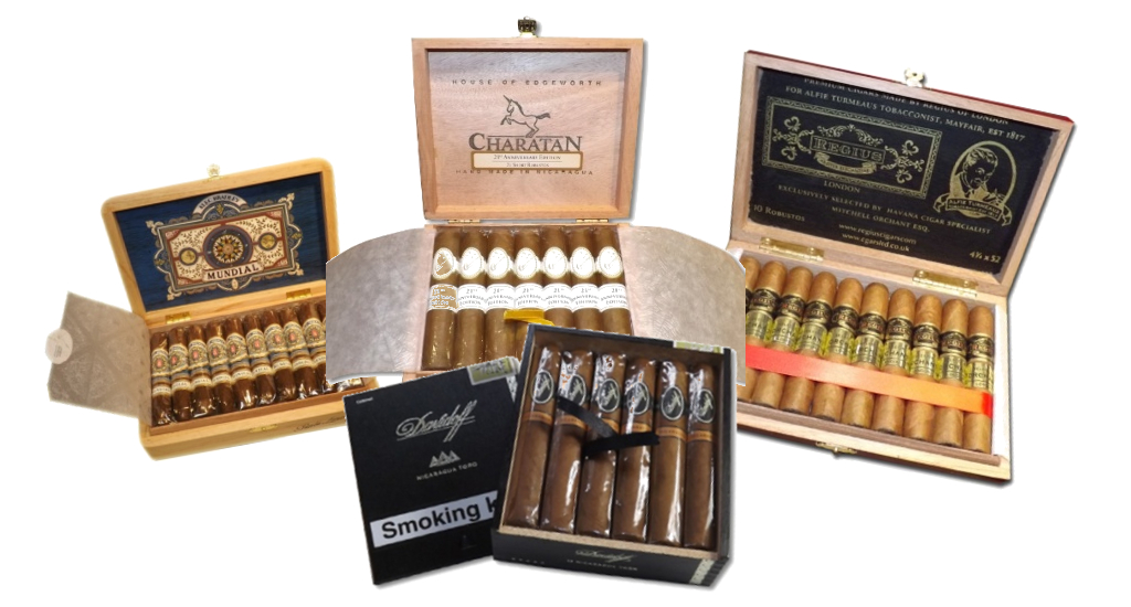Popular Non-Cuban Cigars for 2014