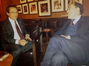 David Lewis - Chairman Hunters & Frankau