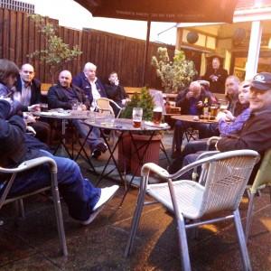 Turmeaus Liverpool Cigar Tasting Event