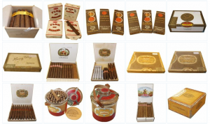 Aged Rare & Vintage Cigar Auction