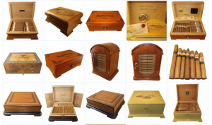 Aged, Rare & Vintage Cigar Auction Lots