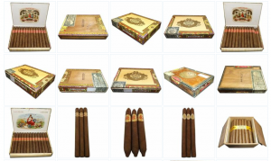 Pre Embargo Cigar Lots from Online Cigar Auction