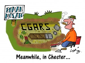 C.Gars Chester LCDH cartoon