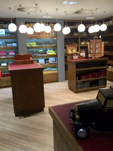 Turmeaus Liverpool Walk-In Humidor