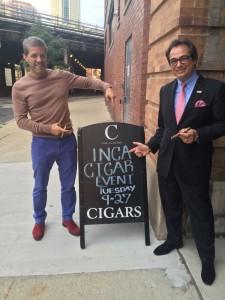 Inca Secret Blend Cigar Tasting