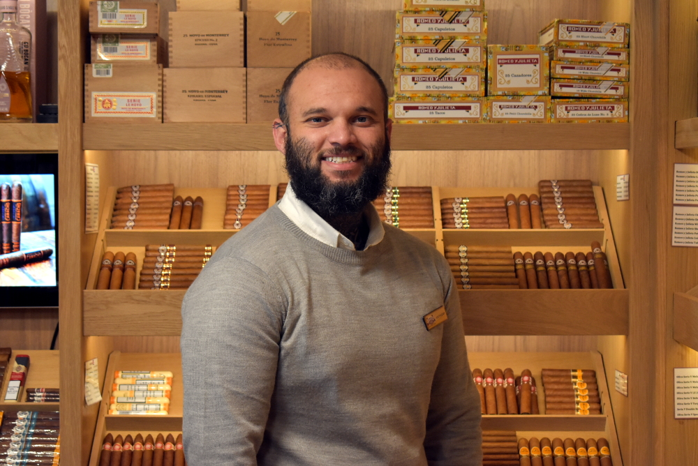 Anthony - Turmeaus Cigar Shop Norfolk