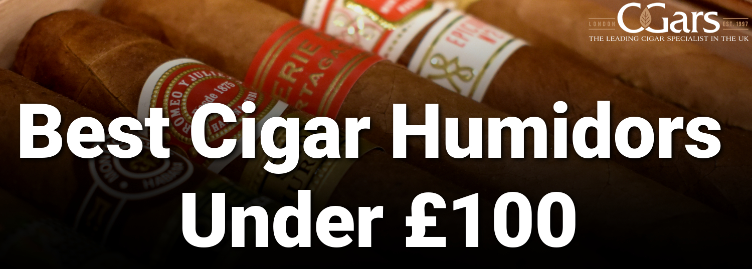Best Humidors under £100 banner