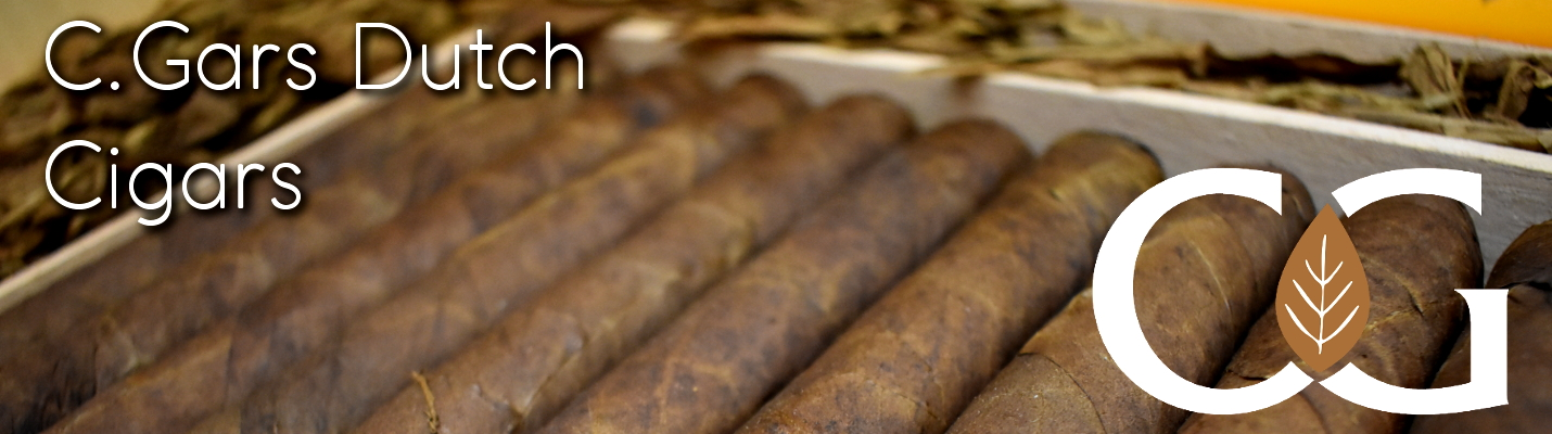 C.Gars Ltd Dutch Cigars Banner