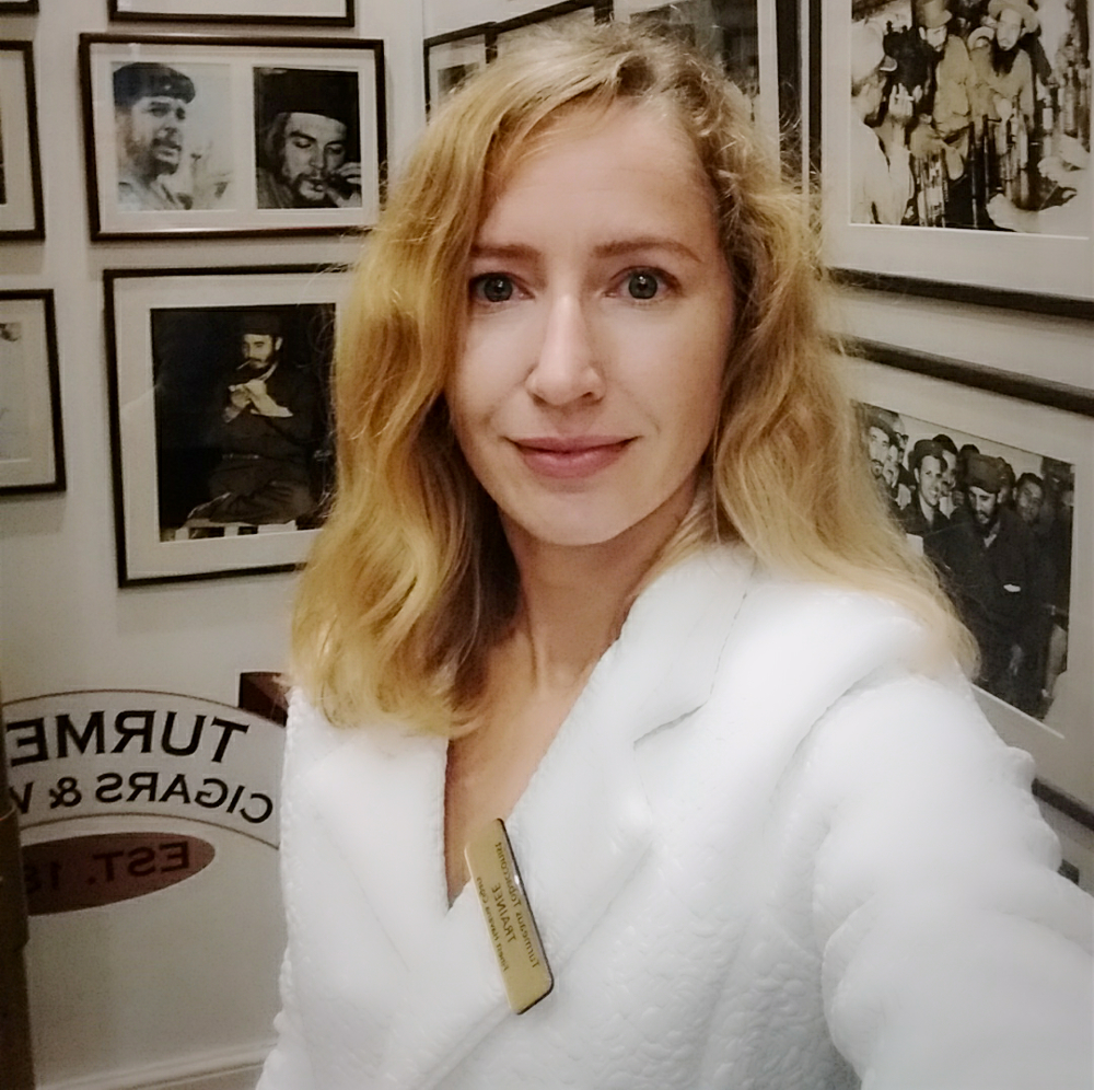 Caroline - Turmeaus Cigar Shop Mayfair