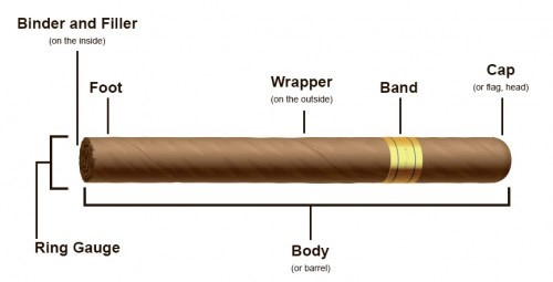 Cigar Diagram
