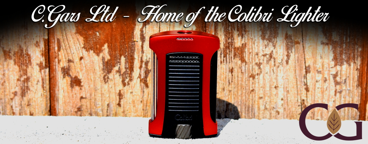 Colibri Lighter Banner
