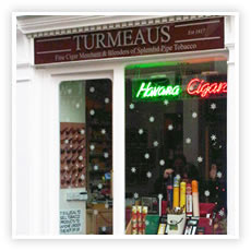 Alfie Turmeaus Tobacconist - Mayfair