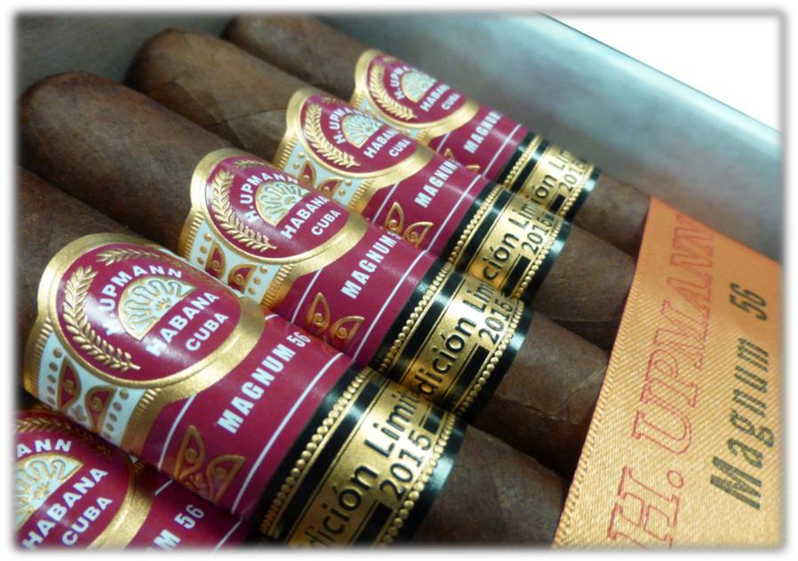 H. Upmann Magnum 56 Limited Edition Cuban Cigar 2015