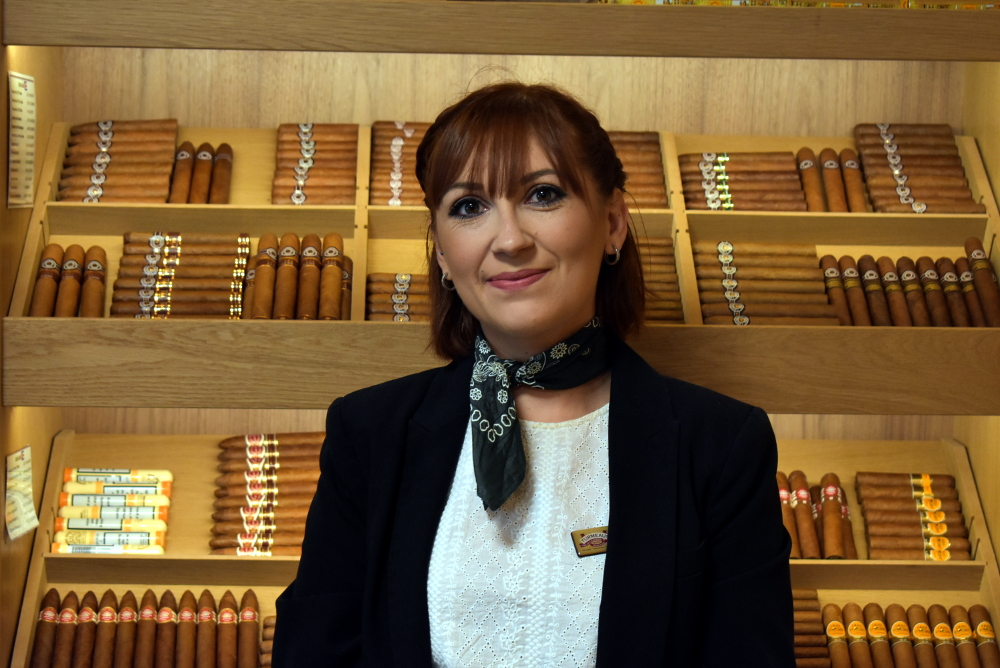Jessica - Turmeaus Cigar Shop Norfolk