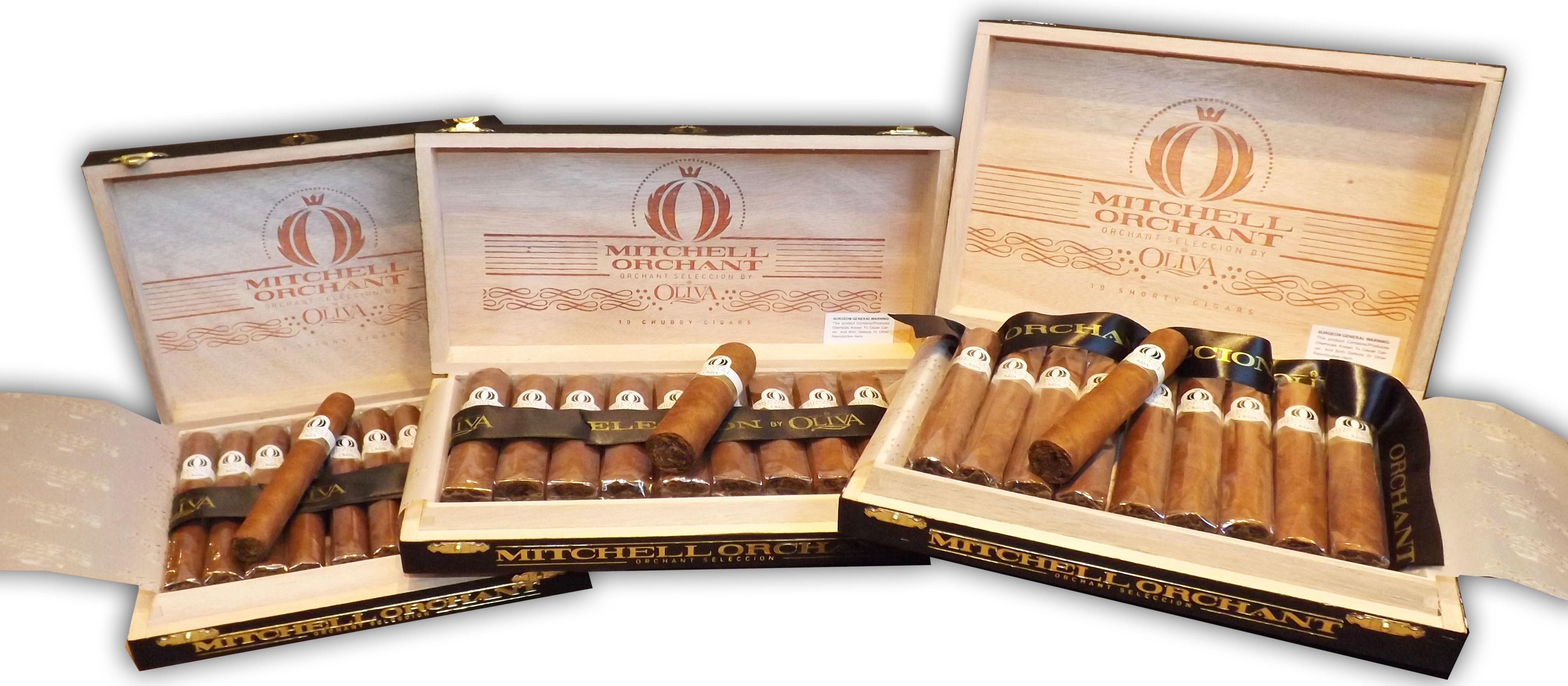 Oliva Orchant Seleccion Cigars