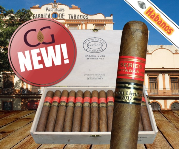 Partagas Series No. 1 Limited Edition 2017 Cigar