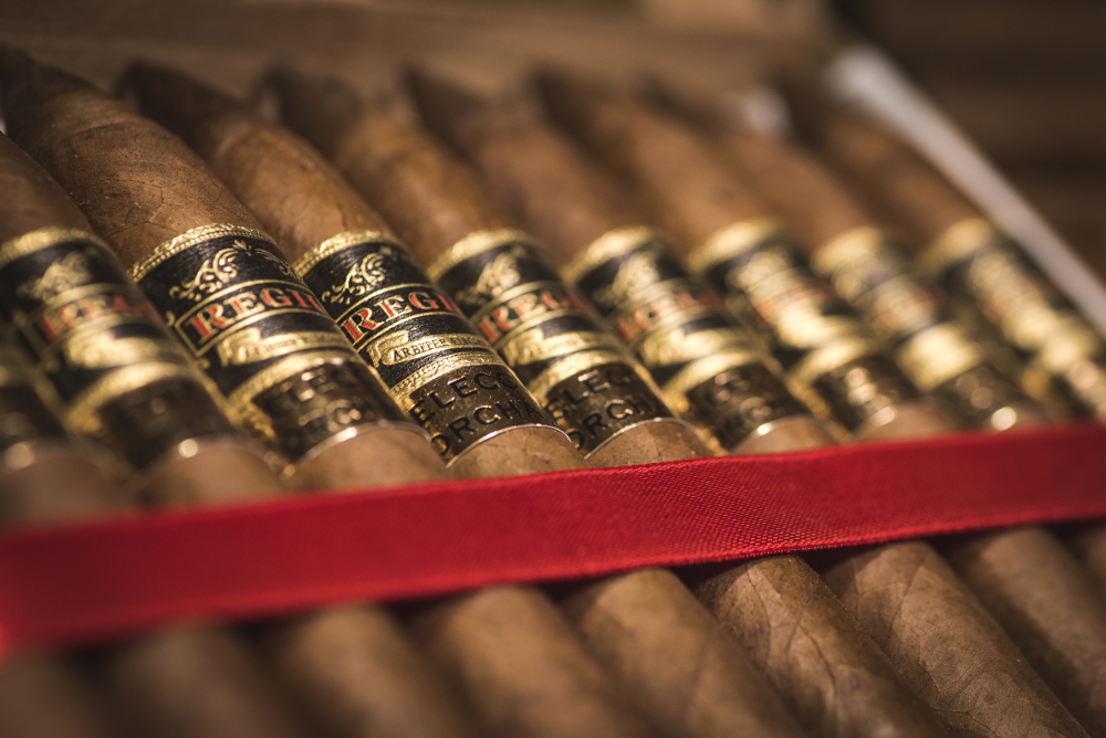 Regius Orchant Seleccion Cigars