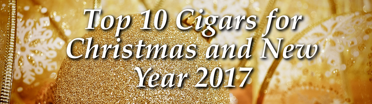 Top cigars 2017 Banner