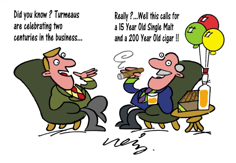Cuban Cigars - Cigar Cartoons