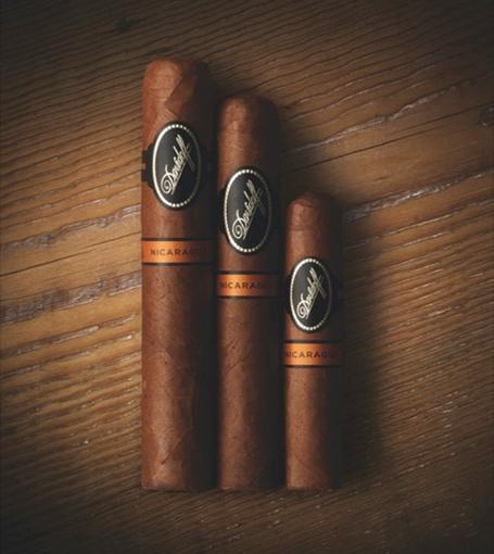 Davidoff Nicaraguan Experience range of cigars