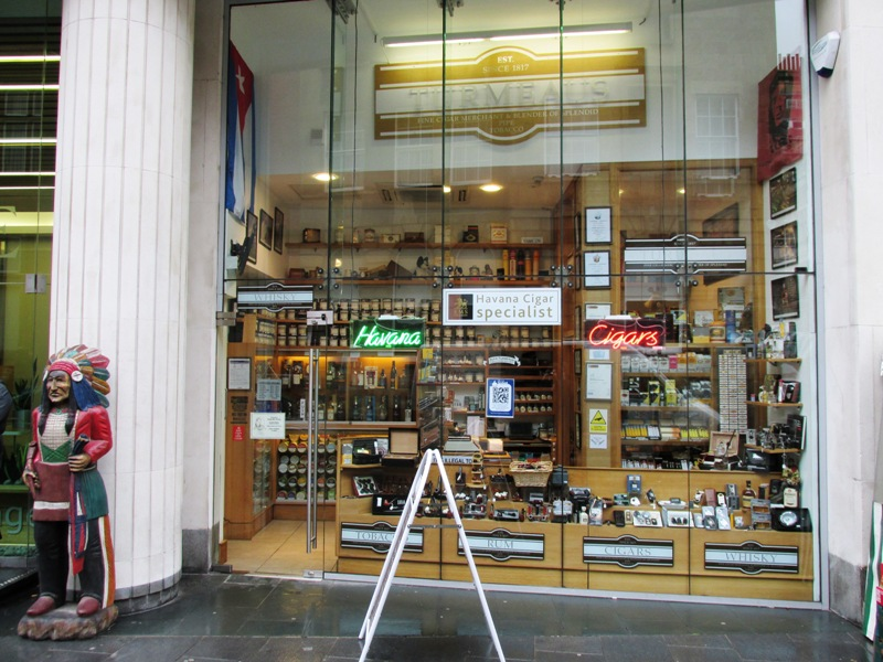 Turmeaus Tobacconist Liverpool