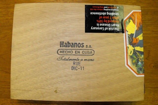 dating cigar boxes
