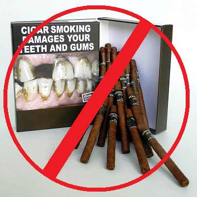 No to Plain Packaging