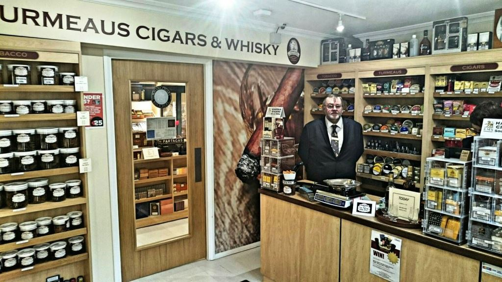 Turmeaus Tobacconist Knutsford