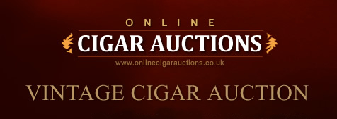 Online Cigar Auction