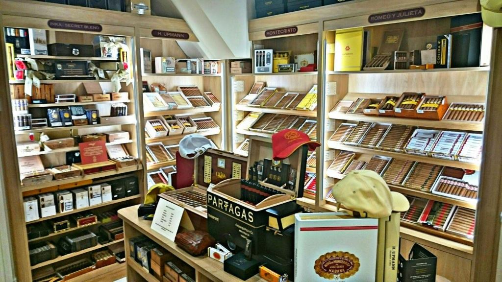 Turmeaus Tobacconist Knutsford