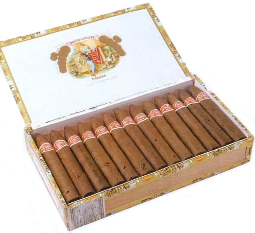 Cigars effected by the Tobacco Beetle