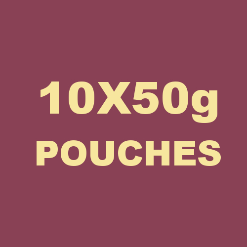 Germains King Charles Mix Pipe Tobacco 500g (10 x 50g Pouches)