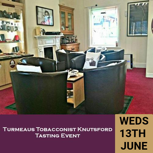 Turmeaus Knutsford Whisky and Cigar Tasting Event - 13/6/18
