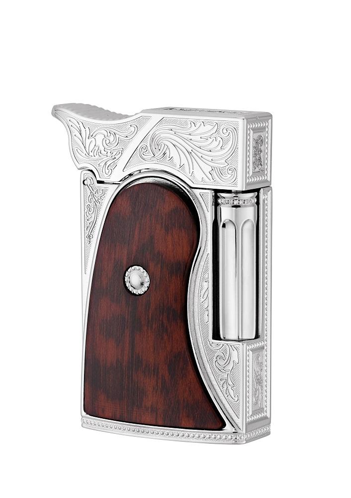 ST Dupont Limited Edition - Wild West - Ligne 2 Prestige Lighter With Case d987c6b9a64
